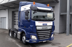 DAF new XF 450 FTP Space Cab