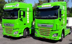 DAF new XF 450 FT SSC + SC