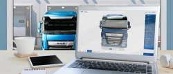 Neu: 3D DAF Konfigurator