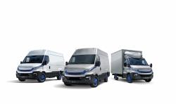 Lieferwagen Iveco Daily