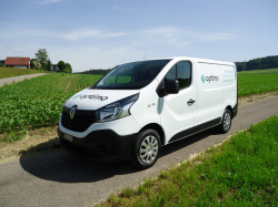 Renault Trafic dCi120