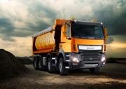 DAF präsentiert die Euro 6 Baufahrzeuge (Construction)