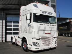 DAF XF 460 FTP Super Space Cab