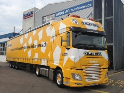 DAF XF 460 FT SSC Low Deck