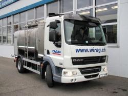 DAF FA LF 45.210 Milchsammler