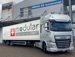 DAF new XF 530 FT SSC