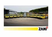 Zani AG Winterthur Lieferwagen-Flotte Renault Master