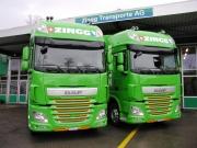 2 neue DAF XF für Zingg....